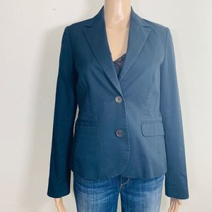 Banana Republic Navy Blue Blazer 4